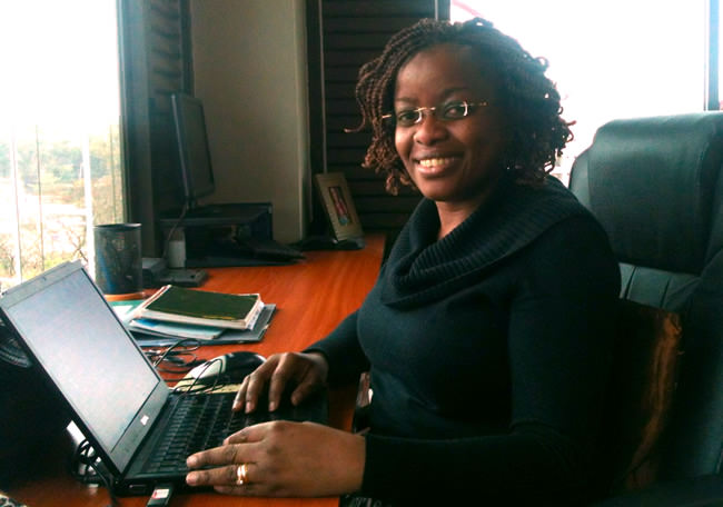 Eve Mungai, Grameen Foundation