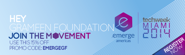 Join Grameen Foundation at eMerge Americas