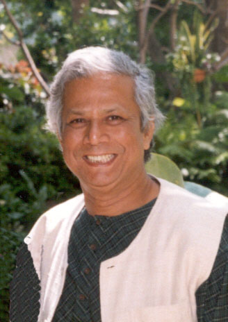 Professor Muhammed Yunus