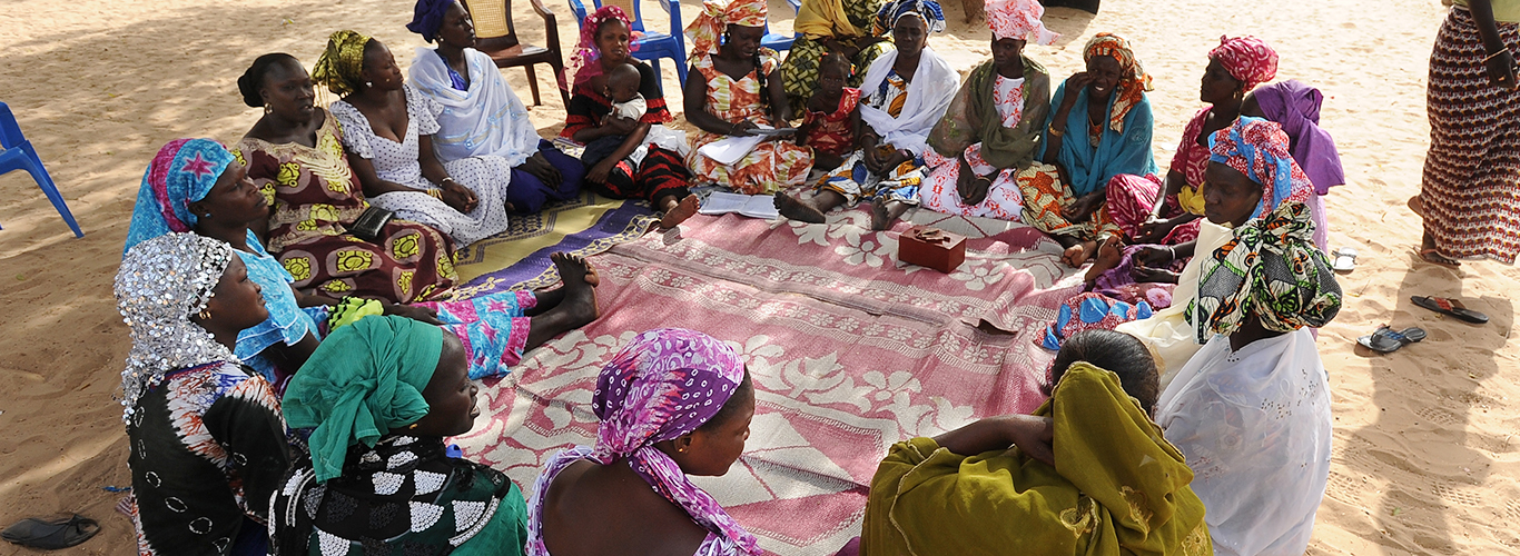 Savings groups have become a platform for development and an important bridge to financial services for those without access to banks.