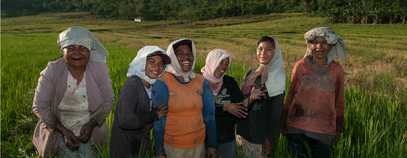 Innovating Together To End Poverty And Hunger