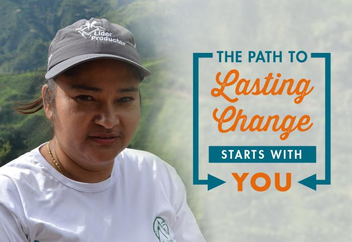 The Path to Lasting Change Starts with You